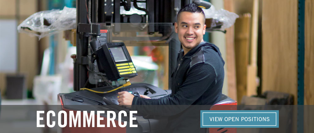 Ecommerce - View Open Positions
